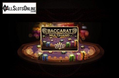VIP Multihand Baccarat