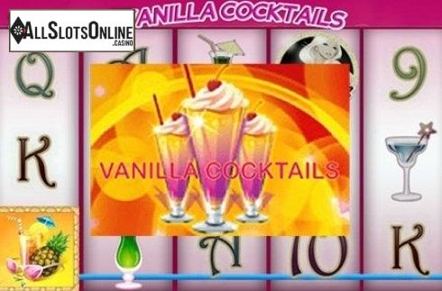 Vanilla Cocktails