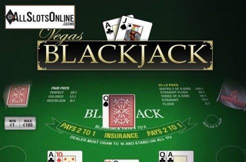 Vegas Blackjack (Playtech Origins)