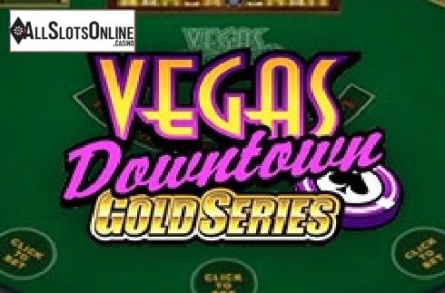 Vegas Downtown Blackjack Gold MH