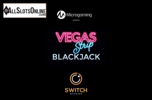 Vegas Strip Blackjack (Switch Studios)