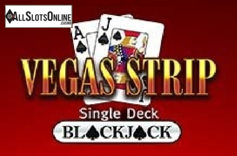 Vegas Strip Single Deck Blackjack