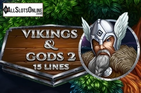 Vikings and Gods 2 15 Lines