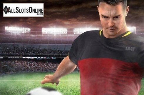 Virtual Football (Leap Gaming)