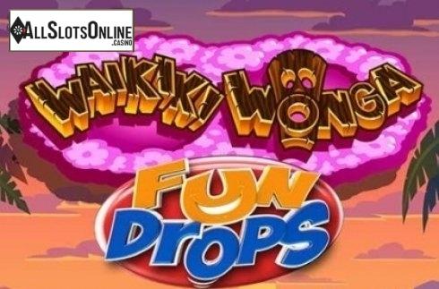 Waikiki Wonga Fun Drops