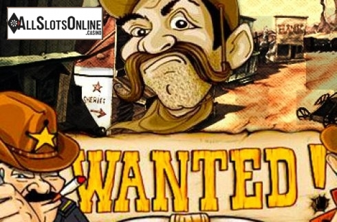Wanted (Playtech)