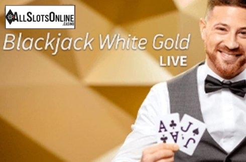 White Gold Blackjack