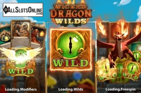 Wicked Dragon Wilds