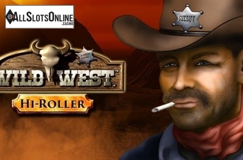 Wild West Hi-Roller (Novomatic)
