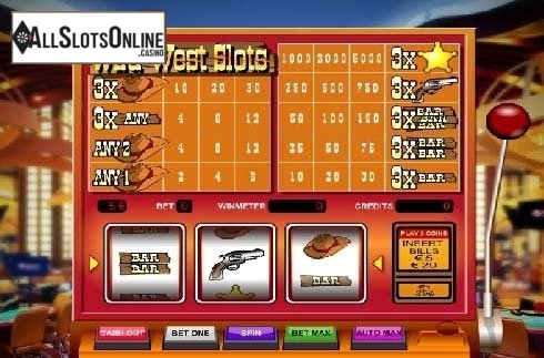 Wild West Slots (GameScale)