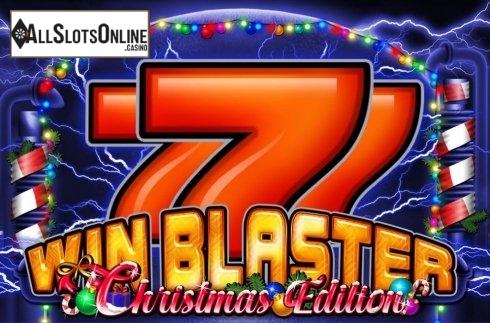 Win Blaster Christmas Edition