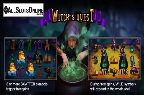 Witchs Quest