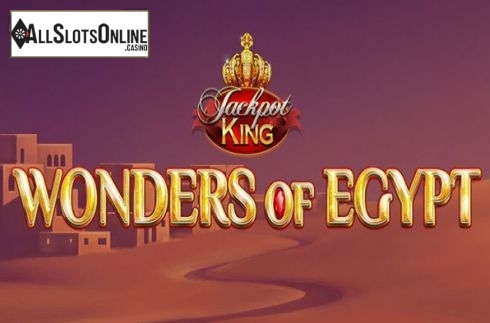 Wonders of Egypt Jackpot King