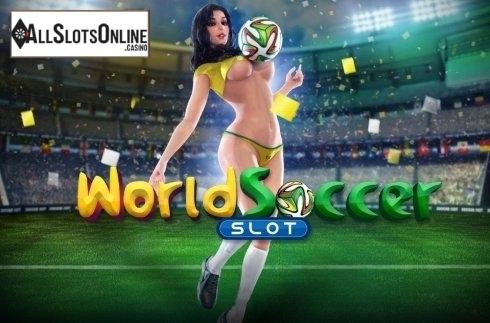 World Soccer (GamePlay)