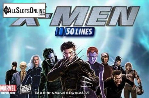X-man 50 lines