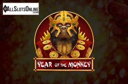 Year of the monkey (Spinomenal)