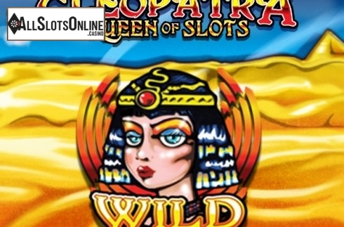 Cleopatra Queen of Slots (Green Tube)