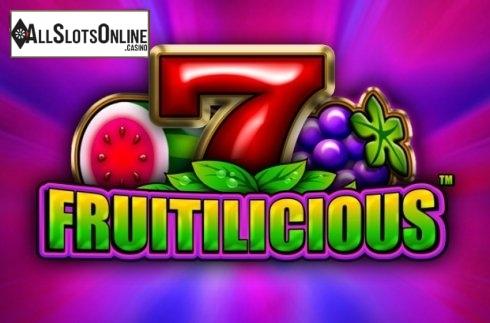 Fruitilicious (Green Tube)