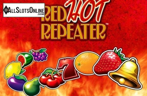 Red Hot Repeater (Green Tube)