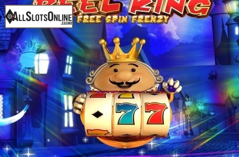 Reel King™ Free Spin Frenzy