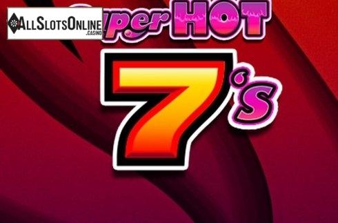 Super Hot 7's (Green Tube)