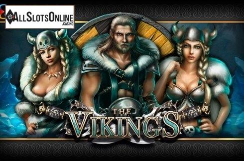 The Vikings (Endorphina)
