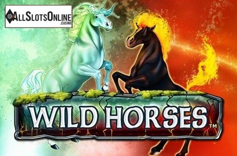 Wild Horses (Green Tube)